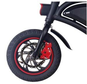 draisienne electrique moovway roues gonflables 12 pouces