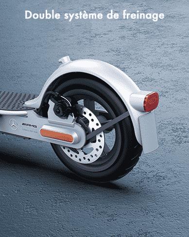 mi electric scooter pro 2 mercedes systeme de freinage